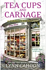 Tea Cups and Carnage (A Tourist Trap Mystery Book 7) Kindle Edition