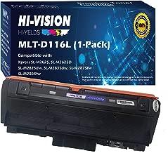 20 PACK MLT-D116L HY Toner For SAMSUNG M2825DW M2875FD M2875FW M2885FW M2835DW