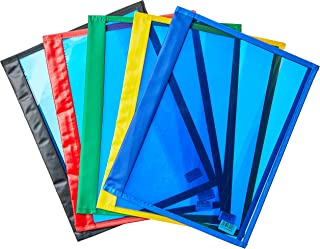 Goodie 18, Capa para Caderno Acetato, Multicolor, Pacote de 25