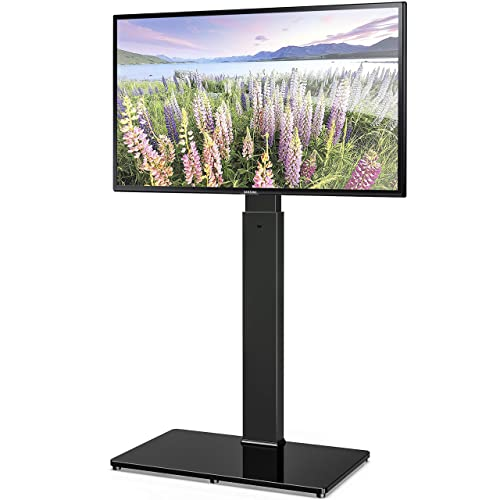 Tall Tv Stands  Flat Screens 3 Tier Stand Panel Screen brown Black 32 Inch
