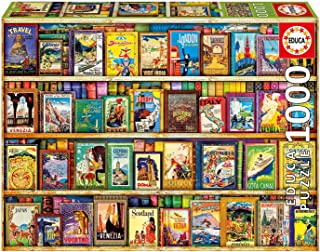 Educa Children's 1000 World Travel Guides Puzzle (Piece)