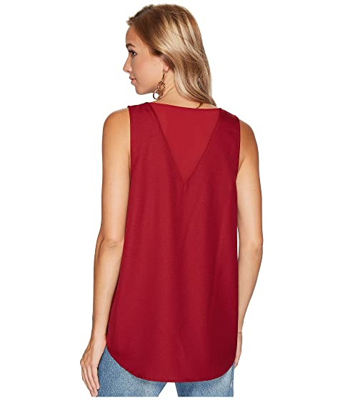 Dakota Crepe by Jack Tank Chine de Chiffon Sersen BB Top and qFOWxWEB