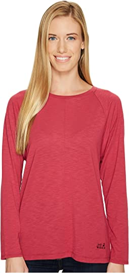 Jack Wolfskin Travel Long Sleeve T-Shirt