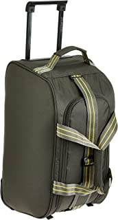 Aristocrat Polyester 54.5 cms Grey Travel Duffle (DFTDAW52GRY)