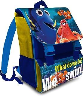 6b35022b38548a Disney Alla ricerca di Dory - Zaino estensibile elementare scuola 41cm Nemo  2