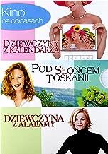 Calendar Girls / Under the Tuscan Sun / Sweet Home Alabama (BOX) [3DVD] (English audio. English subtitles)