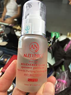 Alitenice Regenerate Purifying Soothing Lotion SUPER Anti-Bacteriol Made in France