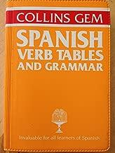 Collins Gem Spanish Verb Tables and Grammar (Gem Dictionaries)