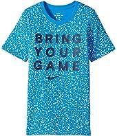 Nike Kids Dry Bring Game Short Sleeve Tee (Little Kids/Big Kids)