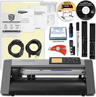 Graphtec Plus 15 Inch Desktop Vinyl Cutter & Plotter Bundle with Bonus Software and 2 Year Warranty