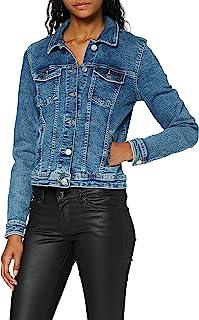 ONLY NOS Women's Onltia Dnm Jacket Bb Mb Bex02 Noos