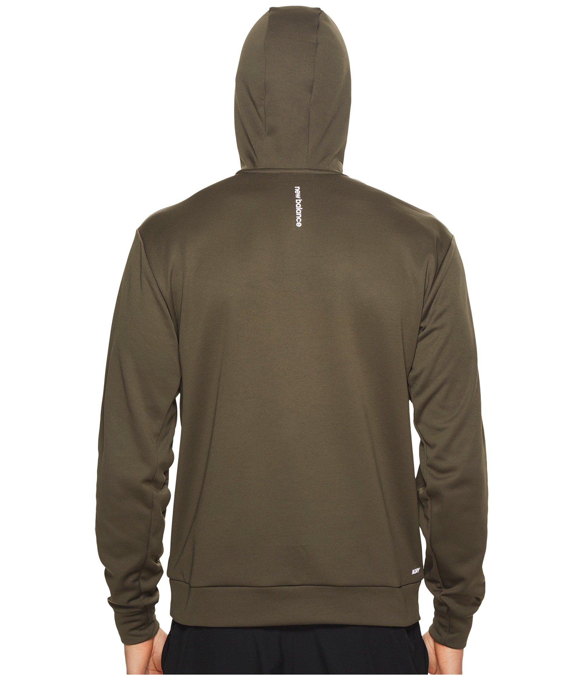 new balance game changer fleece hoodie at 6pm. Black Bedroom Furniture Sets. Home Design Ideas