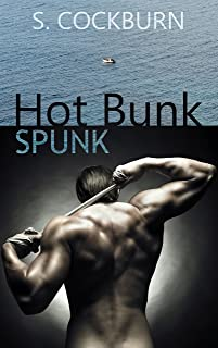 Hot Bunk Spunk: Brutal Gay Menage (Mx7)