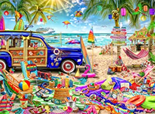 beach themed puzzles