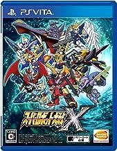 Namco Bandai Games Super Robot Taisen X Basic PlayStation Vita Giapponese videogioco