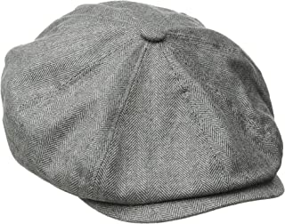 59d92a6604a Amazon.com  Stetson - Newsboy Caps   Hats   Caps  Clothing
