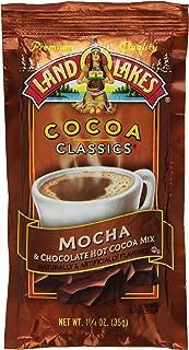 Land O Lakes Cocoa Classics, Chocolate & Mocha, 1.25-Ounce Packets (Pack of 36)