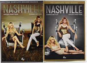 Nashville Starter Bundle Season 1 and Season 2