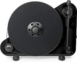 Pro-Ject Wireless Turntable, Piano Black (High Gloss) (VT-E BT R (Piano Black))