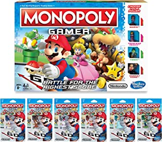 Monopoly Gamer Pack Bundle (Amazon Exclusive)
