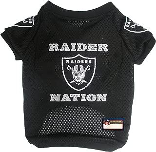 oakland raiders dog apparel