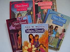 Main Street Series (#1-4 & #7) : Welcome to Camden Falls; Needle and Thread; Keeping Secrets; Best Friends (An Unofficial Box Set)