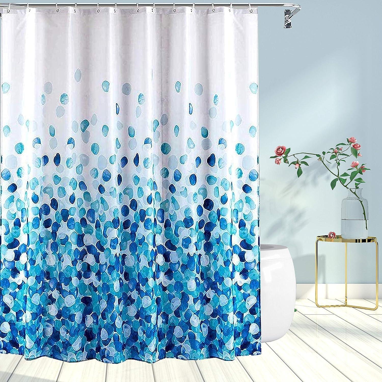 2021new shipping free Oakland Mall Shower Curtain Waterproof Polyester Ba Set Fabric