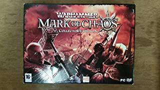 Warhammer Mark Of Chaos Collector's Edition Game PC