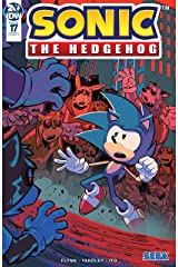 Sonic The Hedgehog (2018-) #17 Kindle Edition