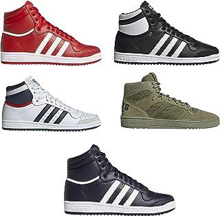 Mens Top Ten Sneaker,Red