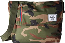 Woodland Camo/Multi Zip