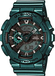 Casio G-Shock Men's Analog-Digital Gray Strap Watch