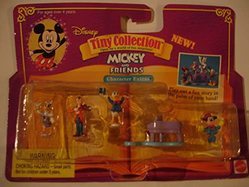 DISNEYS TINY COLLECTION MICKEY AND FRIENDS by Mickey and Minnie Playcase