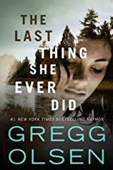 The Last Thing She Ever Did Kindle Edition