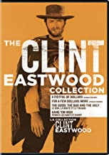 The Clint Eastwood Collection: A Fistful of Dollars / For A Few Dollars More / The Good, The Bad and The Ugly / Hang 'Em High
