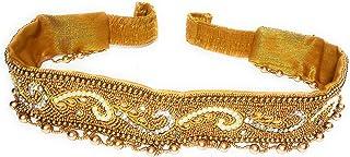 Gold Plated Kundan Kamarband for Women