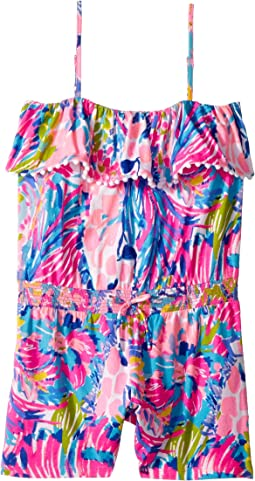 Leonie Romper (Toddler/Little Kids/Big Kids)