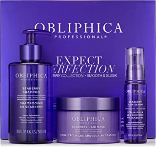 Obliphica Professional Expect Perfection Sleek & Smooth Seaberry Collection
