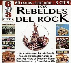 Los Rebeldes del Rock (6LPS en 3CDs, 60 Exitos) Cro3c-80021