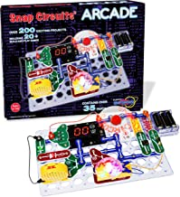 Snap Circuits Arcade Electronics Kit de Descubrimiento