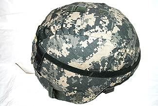 Genuine Usgi Ach Mich Msa Sds Helmet With Acu Digital Cover - Medium