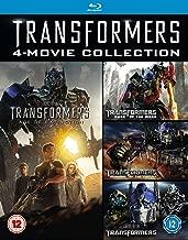 Transformers 1-4 Region Free UK