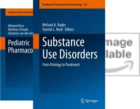 Handbook of Experimental Pharmacology (101-104) (4 Book Series)