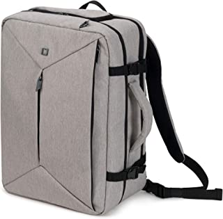 Dicota Backpack, Light Grey, One Size