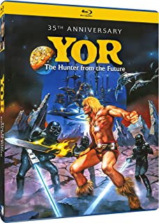 Yor - The Hunter From The Future - 35th Anniversary Edition - Blu-ray