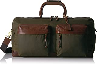 Best fossil canvas travel bag Reviews