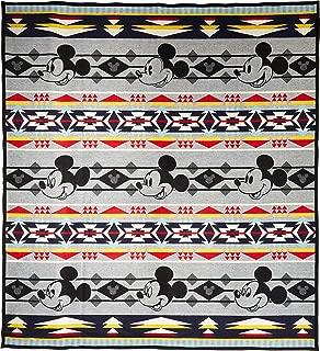 Pendleton Unisex Mickey Disney Throw Multi One Size