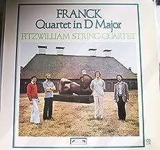 Franck: String Quartet in D Major