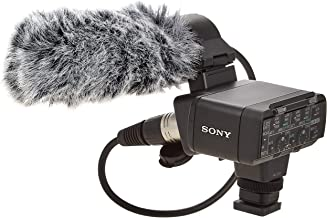 Sony XLR-K2M Adaptor Kit with Microphone