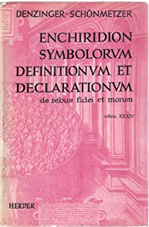 Best denzinger schonmetzer enchiridion symbolorum Reviews